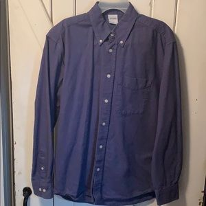 Old Navy button up Mens S